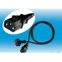 Wholesale Electrical Plug Computer AC Power Cord Socket Residential ROSH CE Certification from china suppliers