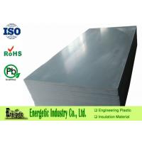 Wholesale Polyvinyl Chloride / PVC Plastic Sheet For Chemical Storage Vessels from china suppliers