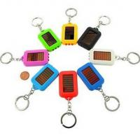 Wholesale 3LED Solar keyholder flash light from china suppliers