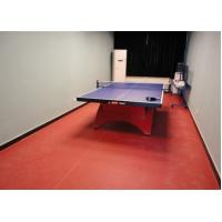 Wholesale 7mm Red Table Tennis Mat Glass Fiber Bidirectional Grid Stability Layer from china suppliers