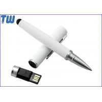 Buy cheap Ballpoint Pen 3IN1 2GB Pendrives Memory Stick Drive Soft Tough from wholesalers