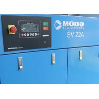 Wholesale Oil Injected Direct Driven Air Compressor With Variable Frequency Motor 22kW from china suppliers