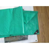 Wholesale 120gsm GREEN/GREY TARPAULIN SHEETS from china suppliers