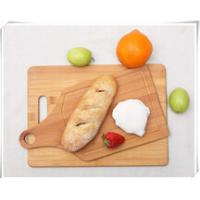 Wholesale Hot-Selling Vegetable Bamboo Cutting Board with Handle from china suppliers