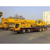 Buy cheap Truck Crane Payload 60 Ton (QY60K) from wholesalers