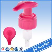 Wholesale Colorful plastic Lotion Dispenser Pump for shampoo , hand sanitizer bottle from china suppliers
