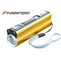 Wholesale 5W 300LMs MINI LED Flashlight with Cigarette Lighter and Power Bank Function from china suppliers
