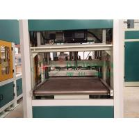 Quality 20 Tons Automatic Egg Box / Paper Tray Forming Machine Hot Press For Craftworks for sale