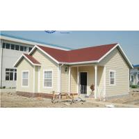 Wholesale Energe Saving Light Steel Villa / Prefabricated Villa House Comfortable and Durable from china suppliers