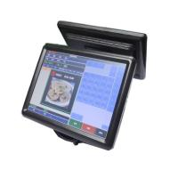 Wholesale 4 USB 2.0 Touch Screen Pos Terminal Double Touch Panels 12 Inch from china suppliers