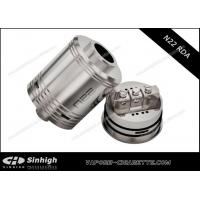 Quality N22 RDA Dripping Atomizer , Huge Vpor RDA Overall Diameter Clone N22 RDA for sale