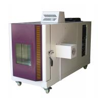 Buy cheap AC 220V 10A Footwear Testing Equipment / Water Vapor Permeability Tester from wholesalers