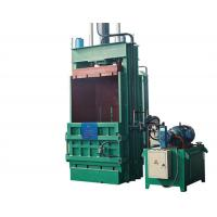 Wholesale Complete specification Hydraulic Vertical Balers With Top Mounted Cylinder from china suppliers