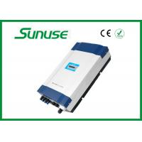 Wholesale Light Weight 6kw Single phase Micro Grid Tie Inverter With Microprocessor controller from china suppliers