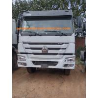 Wholesale 371hp 25 - 40 Ton Heavy Cargo Trucks ZZ1257N4341W with Tr668 TR691 Tyre from china suppliers
