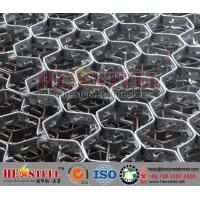 Wholesale 410S hexmesh refractory lining for lining Ducts from china suppliers