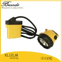 Buy cheap flame proof emergency light KL12LM miner lamp for hazardous area zones from wholesalers