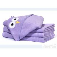 Wholesale Dingrun Newborn Hooded Towel Large , Infant Bath Towel Hooded  from china suppliers