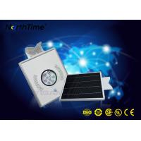 Wholesale 8 Watt Automatic Solar Street Light Lithium Battery 12V 6AH Phone App Control from china suppliers