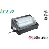 Quality 80W SMD LED Wall Pack Lights , fluorescent wall pack lighting fixtures exterior for sale