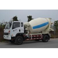 Wholesale Sinotruk Howo 290HP light Cement Mixe Truck  1.5m3-5m3 from china suppliers