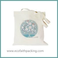 Buy cheap high quality cotton grocery bag, cotton tote bag for shopping from wholesalers