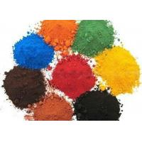 Wholesale Red / Black / Yellow / Green and Blue Powder For Color Cement from china suppliers
