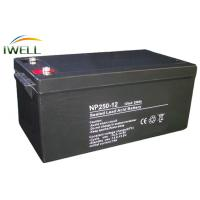 Wholesale High Performance AGM Gel Battery 250Ah 12v Lead Acid Car Battery from china suppliers
