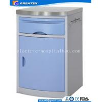 Wholesale (GT-TA036-01) Hospital Beside Cabinet for Hospital Room with Castors with Stainless Steel on The Top from china suppliers