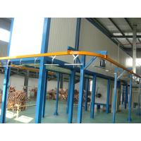 Wholesale Spraying Automatic Powder Coating Line For Chair from china suppliers