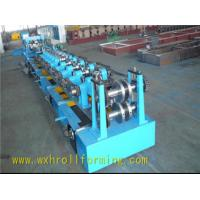 Wholesale C Purlin Roll Forming Machinery , Automatic Adjustable Roll Forming Line from china suppliers