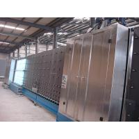 Wholesale Stainless Steel Vertical Insulating Glass Production Line 60mm Thickness from china suppliers
