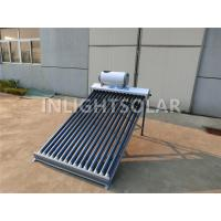 Home Appliances Assistant Tank Solar Water Heater With Polyurethane ...