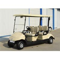 Wholesale Energy Saving 4 Seater Golf Carts Golf Electric Buggy With Battery Power from china suppliers