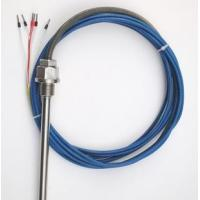 Quality WZP Temperature resistant thermo resistant PT100  Pt50  temperature sensor for sale