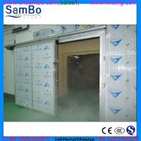 Wholesale stainless steel cold room,walk in freezer,for vegetable,fruit,fish,seafood,meat storage from china suppliers