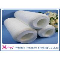 Wholesale Sewing Spun Polyester Thread / High Tenacity polyester  Yarn On Plastic or Paper Cone from china suppliers