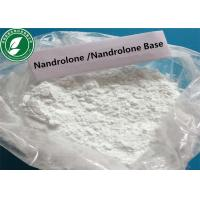 Wholesale White Crystalline Raw Steroid Powder Nandrolone Base for muscle building 434-22-0 from china suppliers
