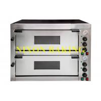 Wholesale Nixon commercial kitchen equipment electric pizza baking oven for pizza restaurant PE6 from china suppliers