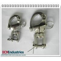 Wholesale snap shackle with casting swivel jaw from china suppliers