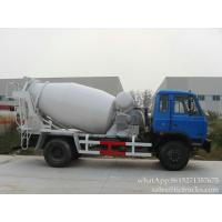 Wholesale 6m3 190HP DongFeng 4x2 Truck Mixer Euro 3,4 ,5 LHD /RHD   WhatsApp:8615271357675 from china suppliers