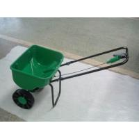 Wholesale TC2416 agricultural Fertilizer Salt Seeding spreader GARDEN Seed Planter TOOL CART from china suppliers
