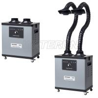 Wholesale Portable Solder Fume Extractor , Mobile Phone Solder Station Fume Extractor from china suppliers