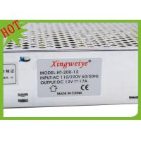 Wholesale Custom LED Switching Power Supply 110VAC 200mm X 97mm X 38mm from china suppliers