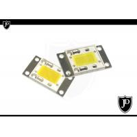 Wholesale DC24V 830mA 20W High Power Aluminum Alloy Flat Cob Led Module, 80 - 90 LM / W from china suppliers