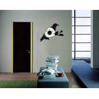Wholesale Metal Bird Wall Decoration Designer Wall Sticker Clocks 10A027  from china suppliers