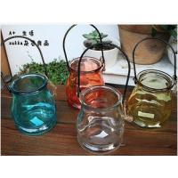Wholesale 280ml Glass Wishing bottle, Candle Holder,  Aroma Bottle from china suppliers