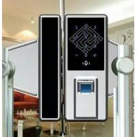 Quality Fingermark Biometric Technology Lock Star for Glass doors in Office Commercial Buildings for sale
