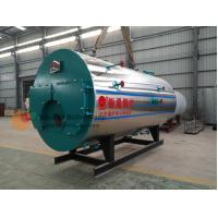 Wholesale Commercial Oil Fired Boilers Fire Tube Oil Hot Water Boiler Heating System from china suppliers