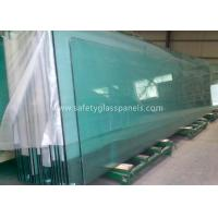 Wholesale 6.38mm Decorative Laminated Glass Offers Multi-color , Euro Grey Float Tempered Glass from china suppliers